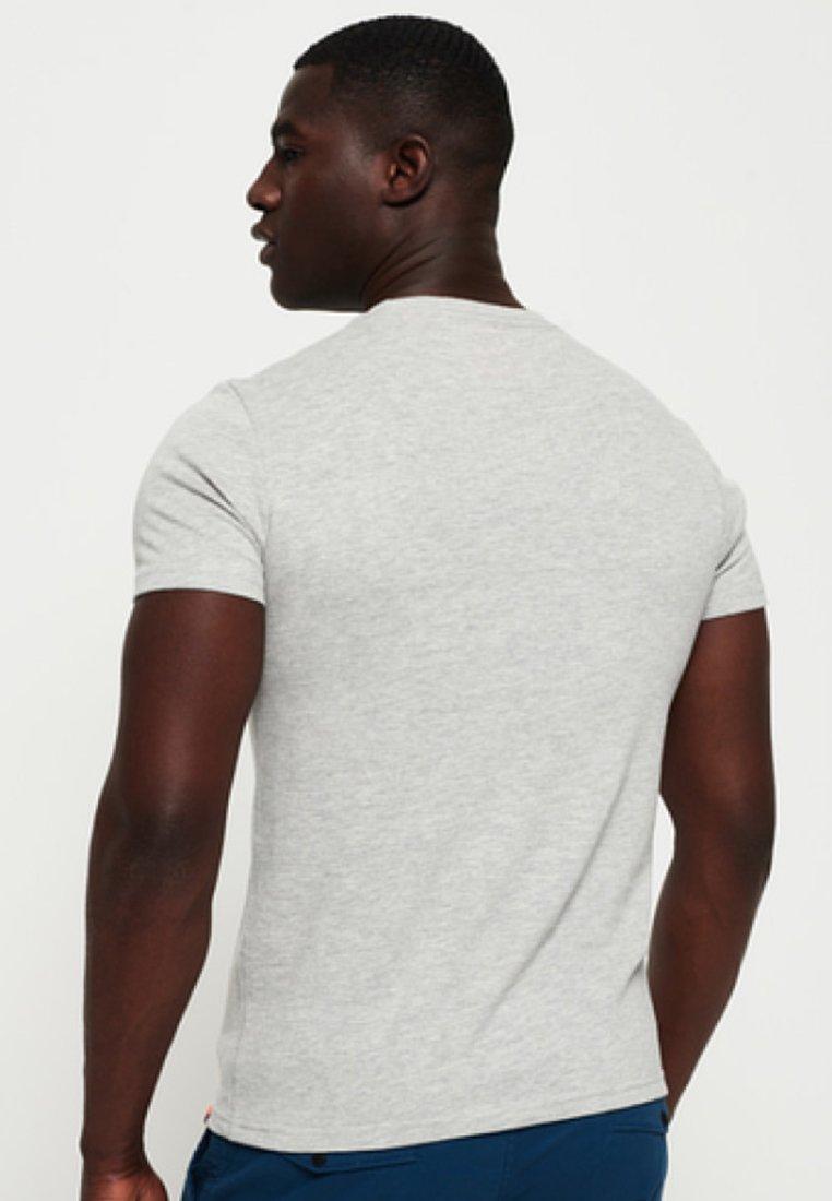 Stampa Con Superdry T shirt Grey PkXNnOZw80