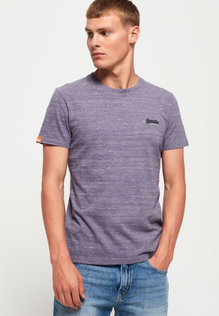 Imprimé Superdry Orange Purple LabelT shirt nPO0wk