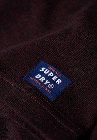 Superdry - T-shirt - bas - purple - 5