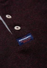 Superdry - T-shirt - bas - purple - 4