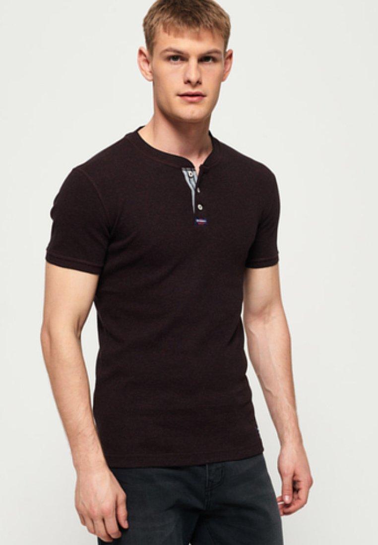 Superdry - T-shirt - bas - purple