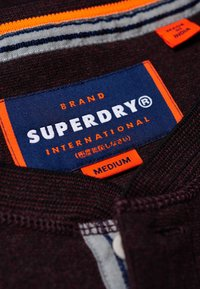 Superdry - T-shirt - bas - purple - 3