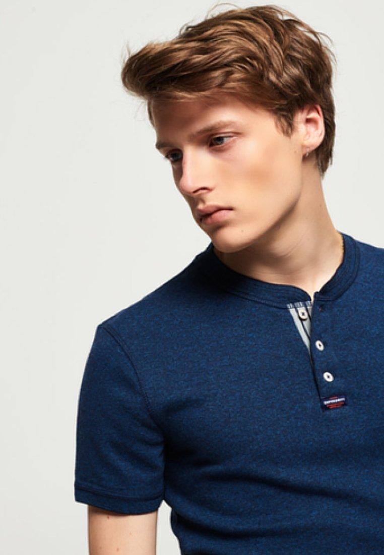 Superdry T-shirt basic - dark blue