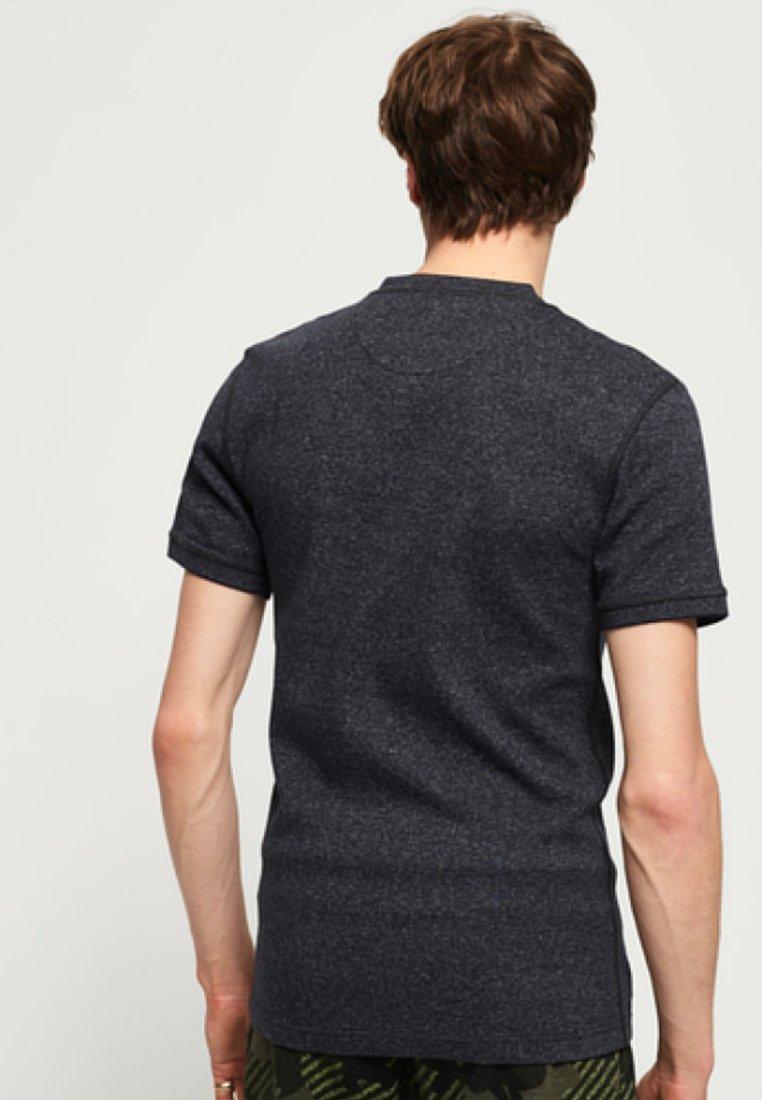T T shirt Black BasiqueWashed shirt Superdry Superdry BasiqueWashed 8kwOPXn0