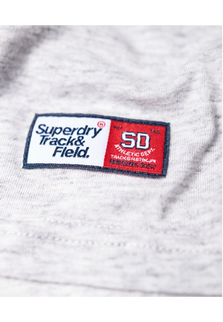 Superdry shirt T Grey Superdry ImpriméLight Fc3Tl1JK