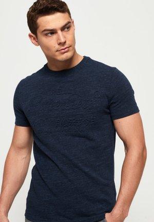 VINTAGE  - T-shirt print - royal blue
