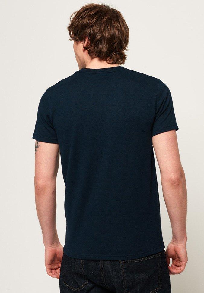 T ImpriméBlue T shirt Superdry Superdry shirt pzMVSUq