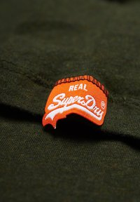 Superdry - Long sleeved top - khaki - 4