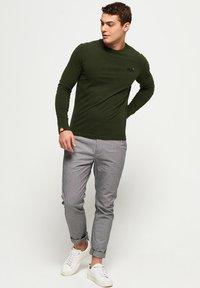 Superdry - Long sleeved top - khaki - 1