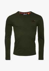 Superdry - Long sleeved top - khaki - 5