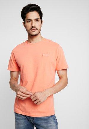 ORANGE LABEL LITE TEE - T-shirt basic - desert pink