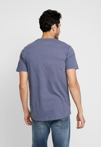 Superdry - ORANGE LABEL LITE TEE - T-shirt basic - dry slate blue - 2