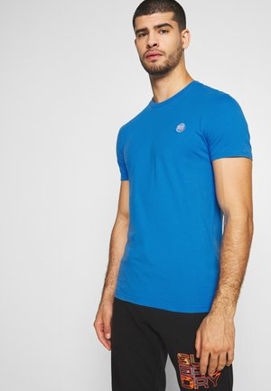 COLLECTIVE TEE - T-shirt basic - pacific blue