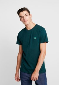 Superdry - COLLECTIVE TEE - Basic T-shirt - pine - 0
