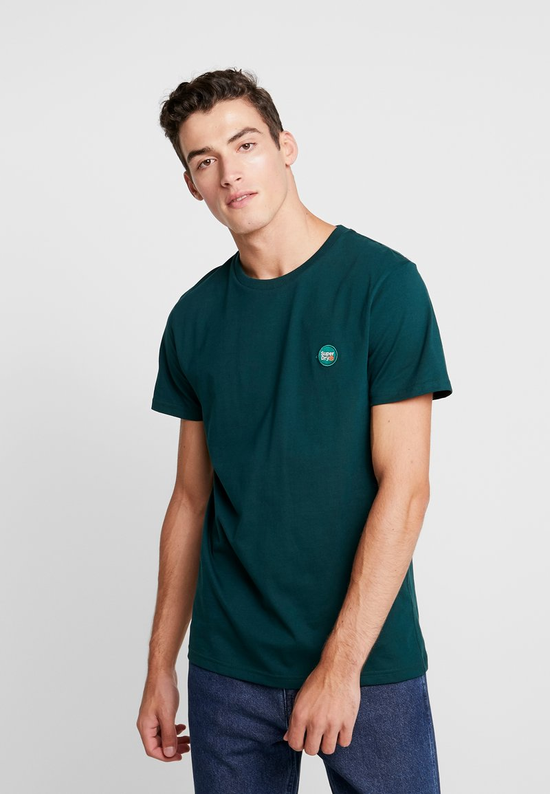 Superdry - COLLECTIVE TEE - Basic T-shirt - pine