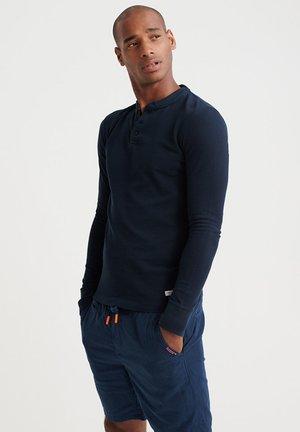 Långärmad tröja - navy
