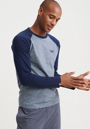 T-shirt à manches longues - creek blue
