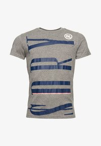 Superdry - T-shirt print - phoenix grey - 4