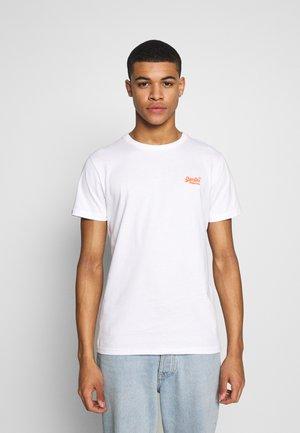 NEON LITE TEE - T-shirt basic - optic