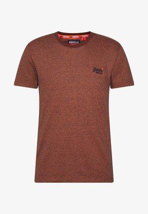 VINTAGE CREW - T-shirt basique - desert orange grit