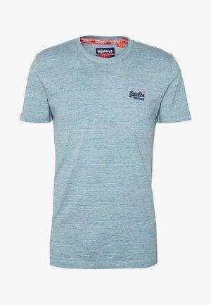 VINTAGE CREW - T-shirt basic - sky blue