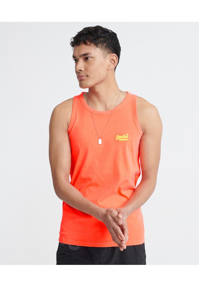 NEON LITE VEST - Top - orange
