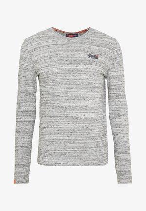 OL VINTAGE EMB  - T-shirt à manches longues - desert stone space dye