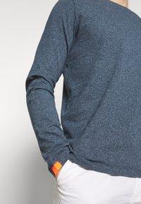 Superdry - OL VINTAGE EMB  - Camiseta de manga larga - blue grindle - 4
