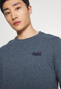Superdry - OL VINTAGE EMB  - Camiseta de manga larga - blue grindle - 3