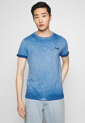 Basic T-shirt - true blue