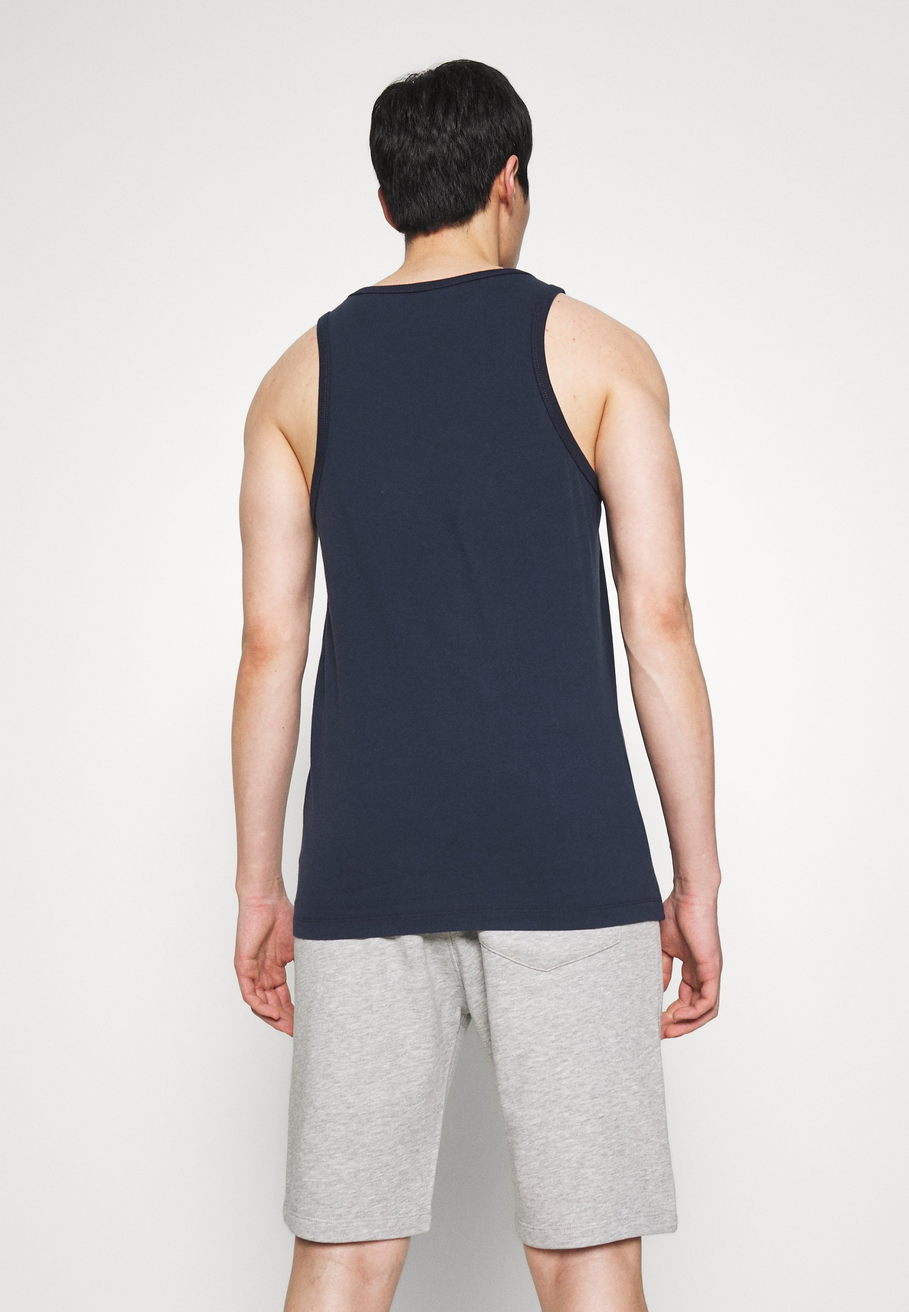 Superdry Top - rich navy