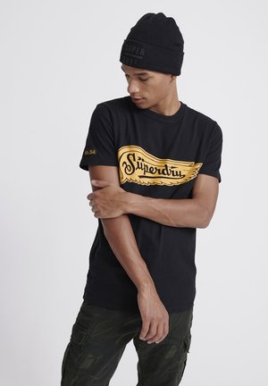MERCH STORE BAND - T-shirt imprimé - black