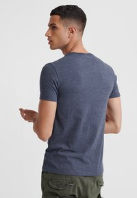 Superdry - SUPER VINTAGE - T-shirt print - eclipse navy - 2