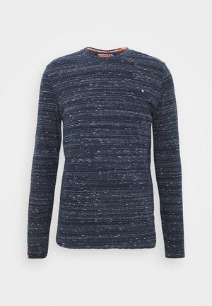 VINTAGE - T-shirt à manches longues - midnight navy