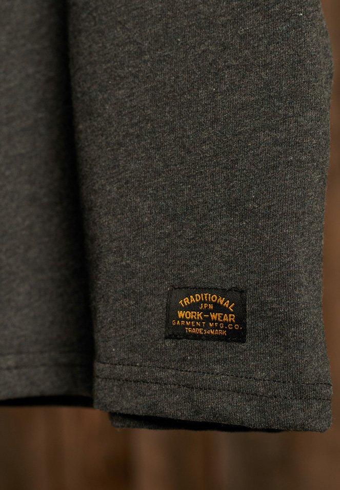 Superdry T shirts print nordic charcoal marl Zalando.dk