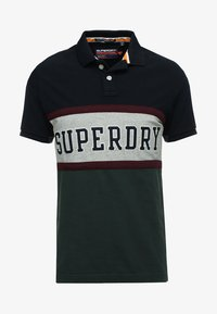 Superdry - CLASSIC - Polo - eclipse navy - 3