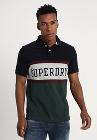 Superdry - CLASSIC - Polo - eclipse navy - 0
