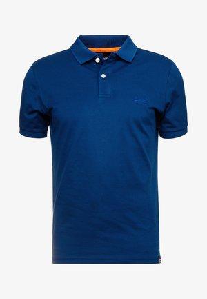 CLASSIC MICRO - Poloshirts - pilot mid blue