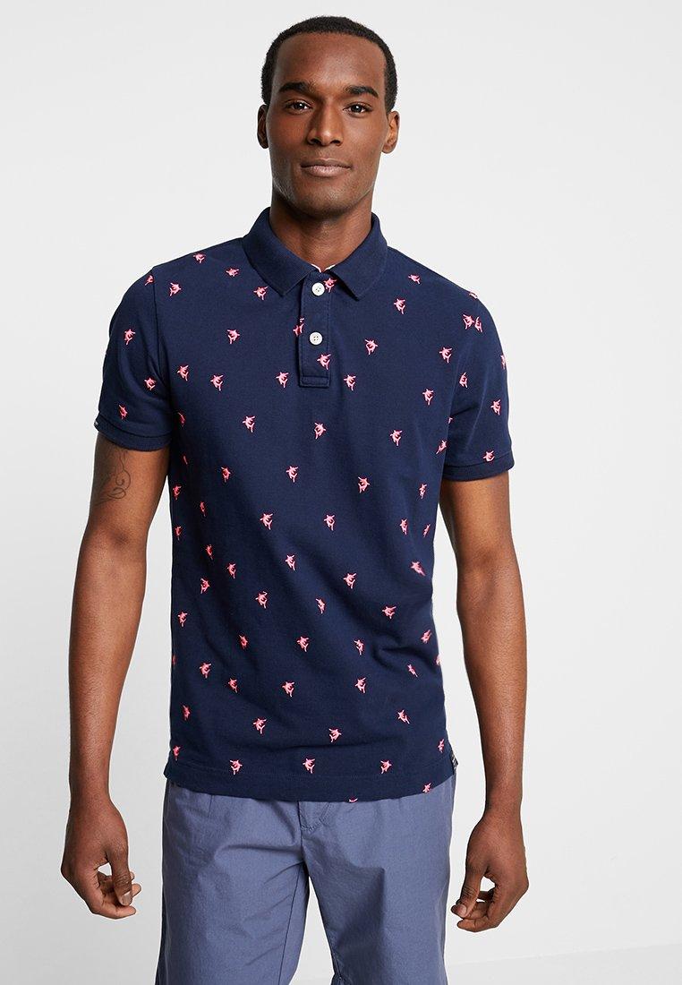 Superdry - Polo shirt - marlin navy