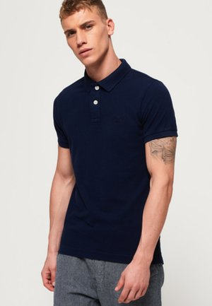 Poloshirt - beach navy mottled