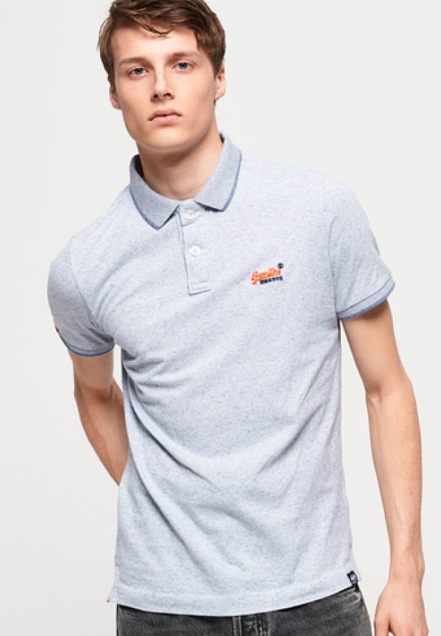 ORANGE LABEL - Poloshirt - white