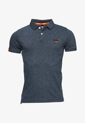 ORANGE LABEL - Polo - dark blue