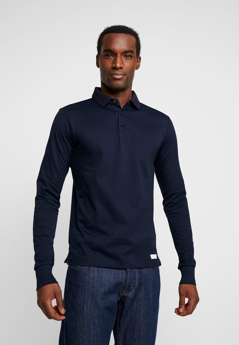 Superdry - Polo - navy
