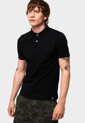 CLASSIC LITE  - Poloshirt - black