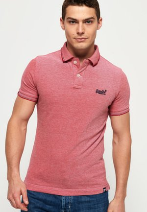 POOLSIDE  - Poloshirt - rouge red