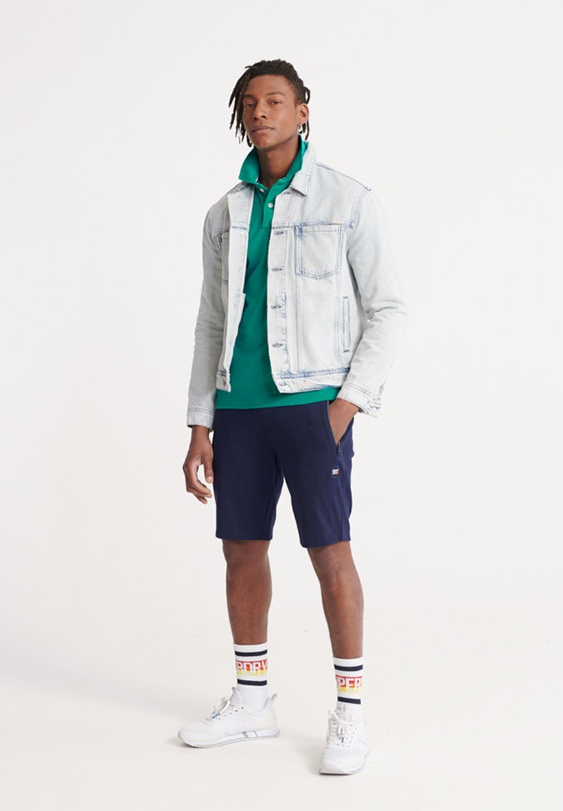 Superdry CLASSIC - Polo - green