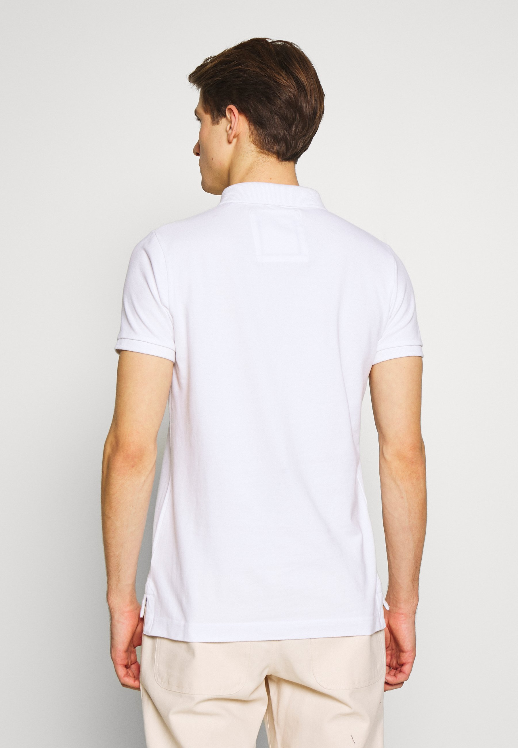 Superdry Classic - Polo Shirt Optic