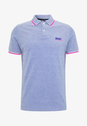 POOLSIDE - Polo - cobalt