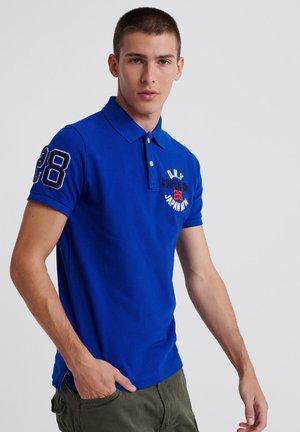 Poloshirts - vivid cobalt