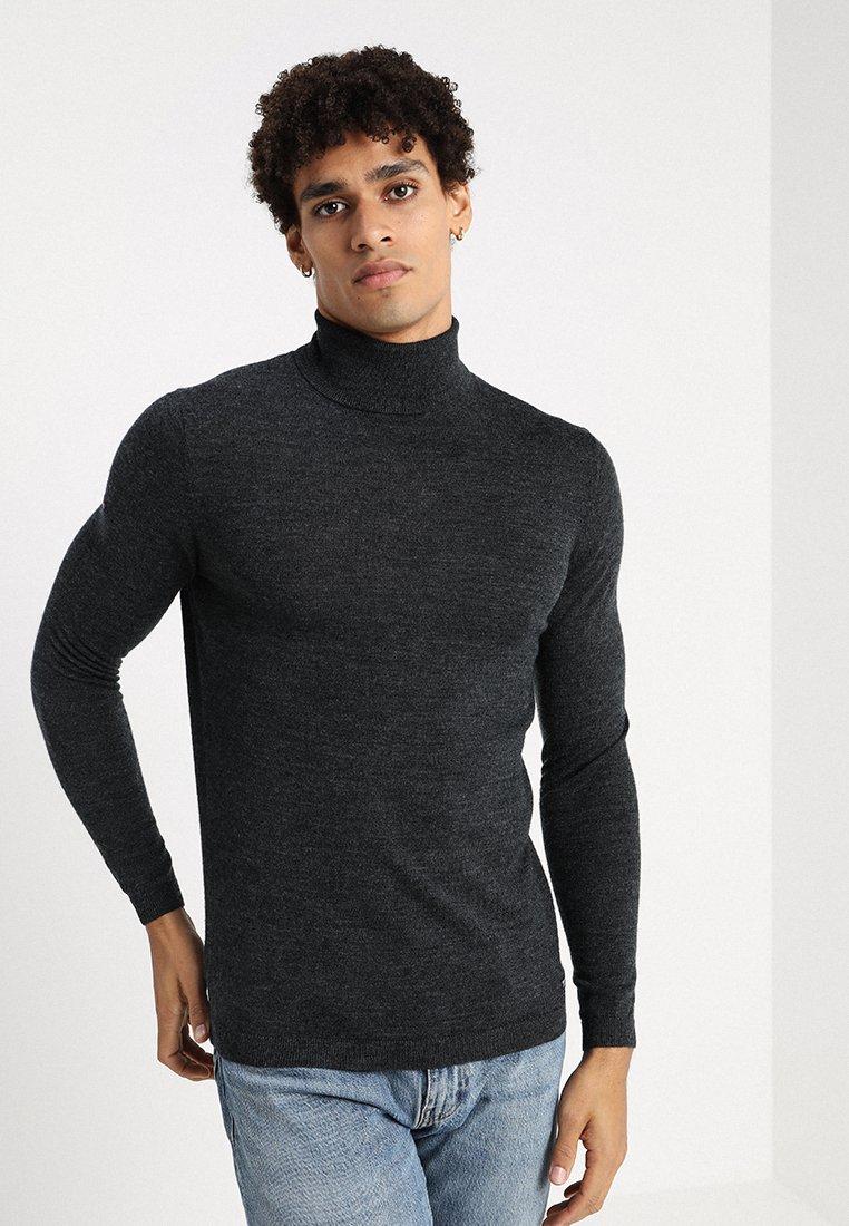 Superdry - Sweter - dark charcoal